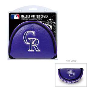 Colorado Rockies Golf Mallet Putter Cover 95831