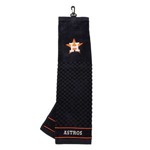 Houston Astros Golf Embroidered Towel 96010