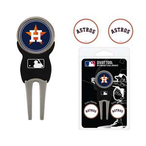 Houston Astros Golf Signature Divot Tool Pack  96045