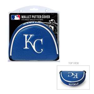 Kansas City Royals Golf Mallet Putter Cover 96131