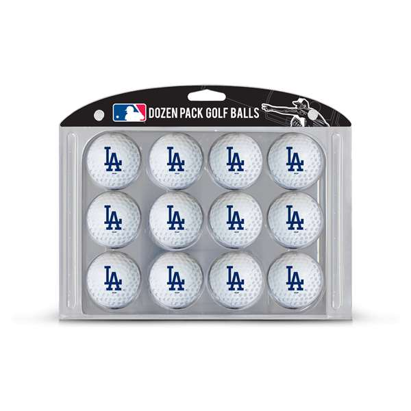 Los Angeles Dodgers Golf Dozen Ball Pack 96303