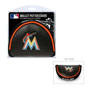 Miami Marlins Golf Mallet Putter Cover 96431