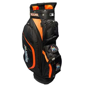 Miami Marlins Golf Clubhouse Cart Bag 96462