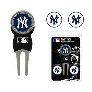 New York Yankees Golf Signature Divot Tool Pack  96845