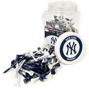 New York Yankees Golf 175 Tee Jar 96851