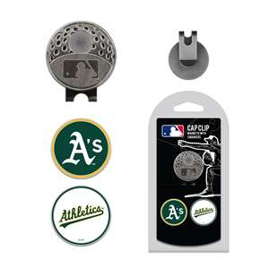 Oakland Athletics A's Golf Cap Clip Pack 96947