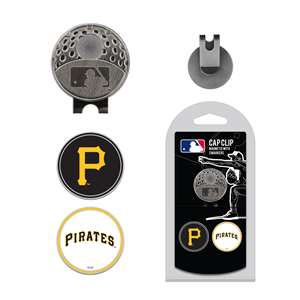 Pittsburgh Pirates Golf Cap Clip Pack 97147
