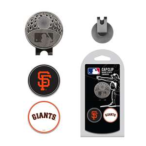 San Francisco Giants Golf Cap Clip Pack 97347