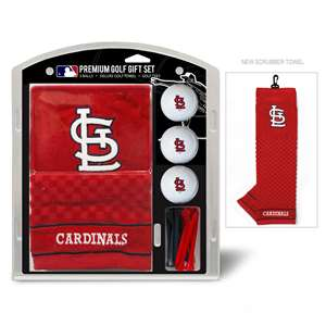 St. Louis Cardinals Golf Embroidered Towel Gift Set 97520