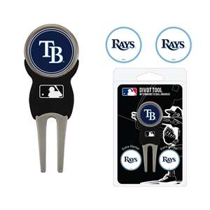 Tampa Bay Rays Golf Signature Divot Tool Pack  97645