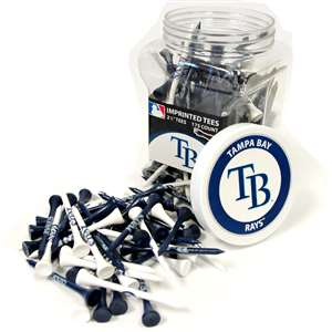 Tampa Bay Rays Golf 175 Tee Jar 97651