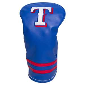 Texas Rangers Golf Vintage Driver Headcover 97711
