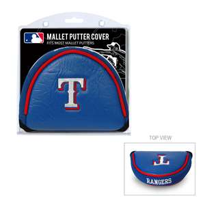 Texas Rangers Golf Mallet Putter Cover 97731