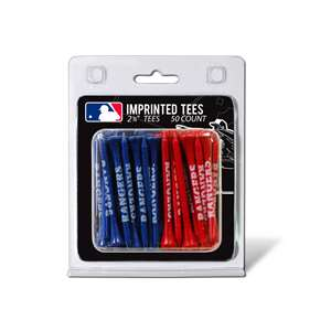 Texas Rangers Golf 50 Tee Pack 97755