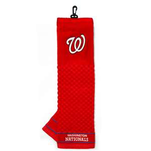 Washington Nationals Golf Embroidered Towel 97910