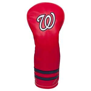 Washington Nationals Golf Vintage Fairway Headcover 97926