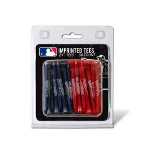 Washington Nationals Golf 50 Tee Pack 97955
