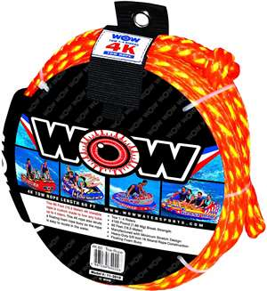WOW 4K 60' Tow Rope Towable Lake Float