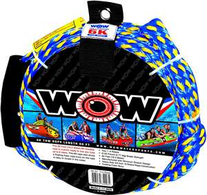 WOW 6K 60' Tow Rope Towable Lake Float