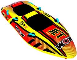 WOW Jet Boat 2P  Towable Lake Float