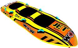 WOW Jet Boat 3P  Towable Lake Float