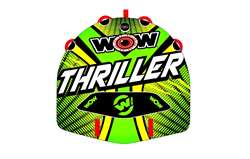 WOW THRILLER 1P Towable Lake Float