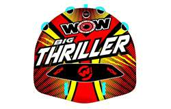 WOW BIG THRILLER 2P  Towable Lake Float