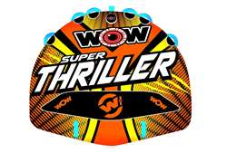 WOW SUPER THRILLER 3P Towable Lake Float