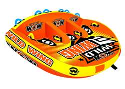 WOW WILD WING 3P  Towable Lake Float