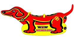 WOW Weiner Dog 2 Towable Towable Lake Float