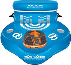 WOW Watersports-SOUND Cooler Towable Lake Float