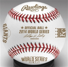 Rawlings 2014 World Series Baseball Royals Vs Giants