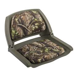 Wise Camo Boat Seat Green Shell APG