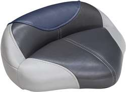 Wise Blast Off Pro Casting Seat - Grey / Charcoal / Navy