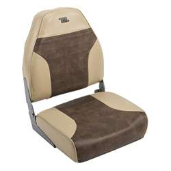 Wise Mid Back Boat Seat Wise Sand-Wise Brown