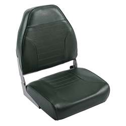 Wise Mid Back Boat Seat Wise Green