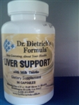 Liver  Support with Milk Thistle