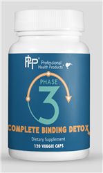 Phase 3 Complete Detox by Professional Health products