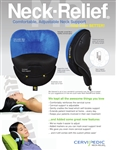 Cervi-Pedic Neck  Relief support --NEW