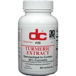 TURMERIC EXTRACT includes Standardized to Contain 95% Curcumin with Bromelain