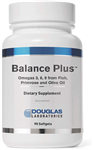 Balance Plus EPA/Omgea 6/GLA--NEW