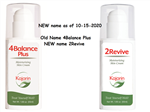 4 Balance Plus Hormone  Cream by Kajarin