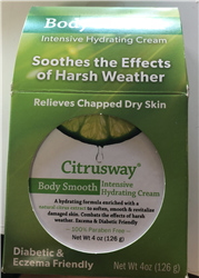 Body Smooth Intensive Hydrate Cream by Citrusway