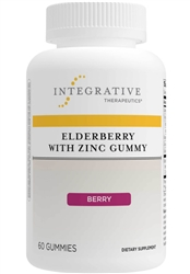 ElderBerry  with Zinc Gummies--NEW