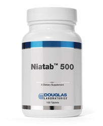 Niatab 500 by Douglas labs