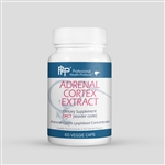 Adrenal Cortex Extract 60c by Professional Health products--NEW