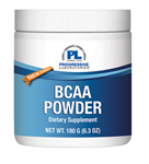 BCAA Powder 6.3oz by Progressive labs