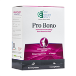 Pro Bono Strengthens Bone support by Ortho Molecular Products--NEW