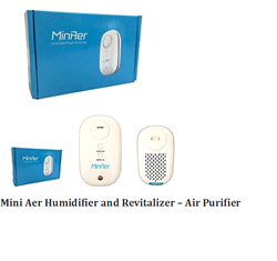 Mini Aer Air Purifier and Revitalizer