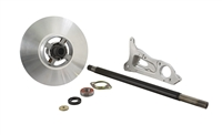 Floating QRS Short Shaft Conversion Kit, Skidoo part number 860200832